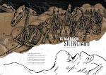 Cuarta entrega Colección Álbum: El Narrador Silenciado. Ilustrador: Raúl Viso