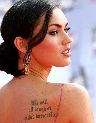 Many women flaunt their lifestyle and fashion in their tattoo designs