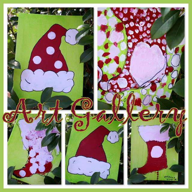Christmas Children Party: A Little Loveliness: Christmas P-art-y