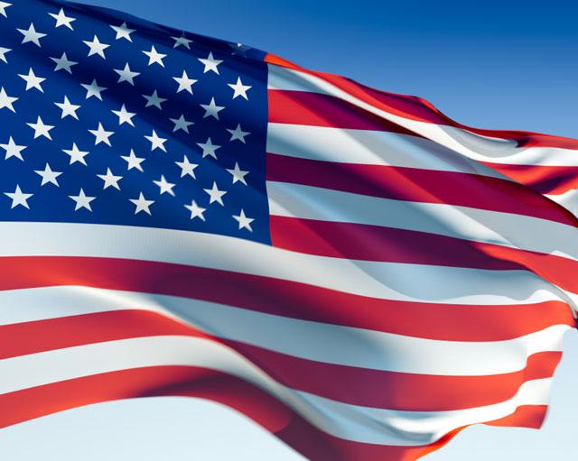 american flag waving. american flag waving. american