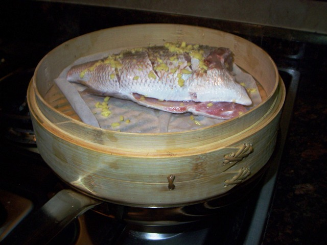 Food passion the diary of a food enthusiast chinese for How to steam fish