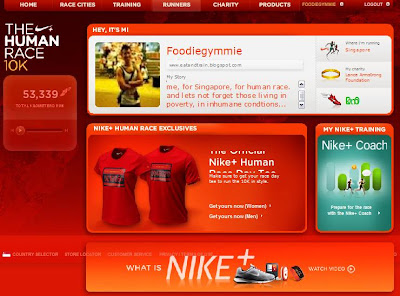 to register for nike   human