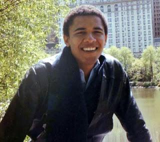 Child Barack Obama Us President Barack Ob...