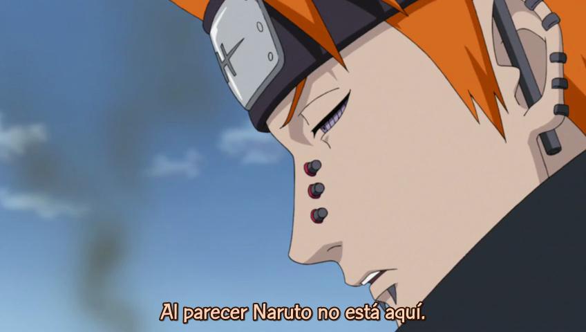 Naruto Shippuden Capitulo 162 Sub Español
