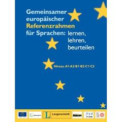 Gemeinsamer europäischer Referenzrahmen