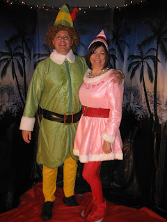 Buddy the elf was a costume winner  sc 1 st  3 Men and a Lady & 3 Men and a Lady: Tomasso Hollywood Costume Party