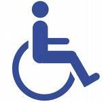 Símbolo Universal de Discapacidad