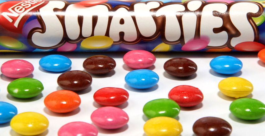 British / UK Candy - Smarties - Blooms Candy & Soda Pop Shop