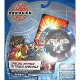 Bakugan Battle Brawlers Special Attack Heavy Metal Series