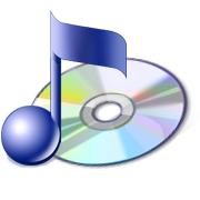 Musical Note and Compact Disk