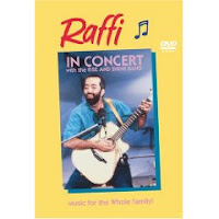 Raffi Rise and Shine Concert DVD