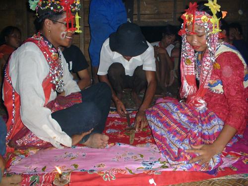 Pernikahan suku Talang Mamak