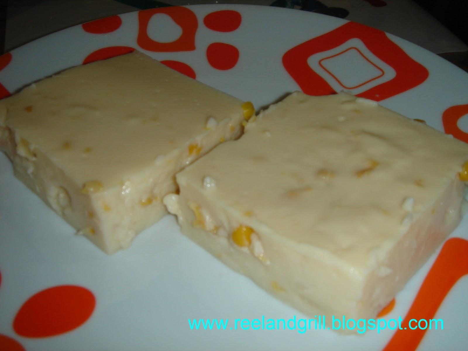 how to cook maja blanca