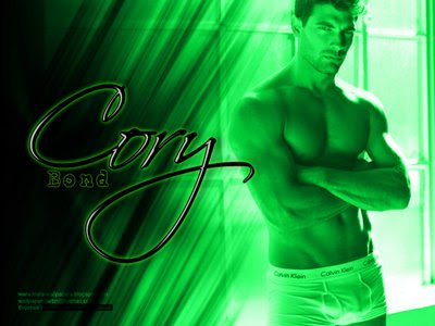 Cory Bond WideScreen Wallpaper