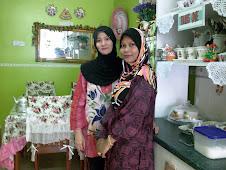 Kunjungan Dari Sahabat Blog. Kak Har & Kak Ina