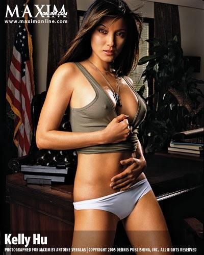 hot asian women: Kelly Hu   asian women, asian girls, sexy