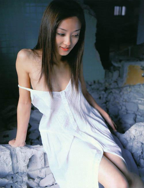 Tokyo Actress Noriko Nakagoshi