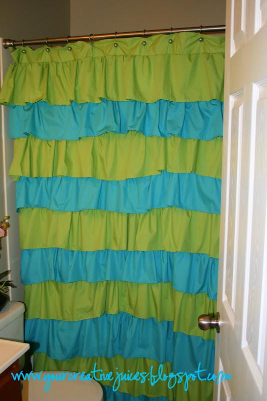 urban jane ruffled shower curtains urban jane ruffled shower curtains title=