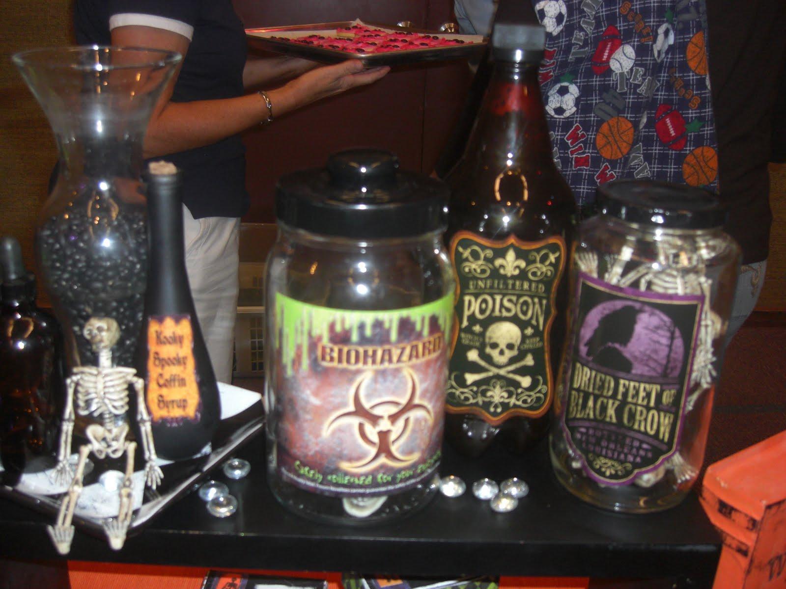 Cheap halloween decorations ideas - Creative Juices Cheap Halloween Decor