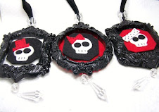 Punk rock ornaments!