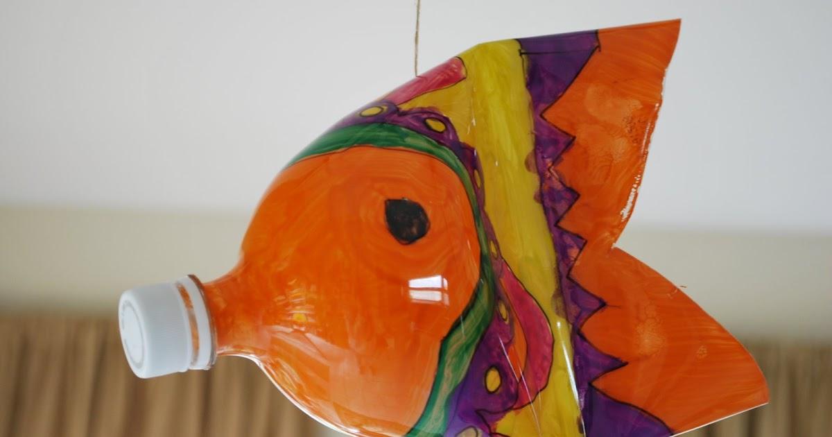 april's art: Bottle Fish
