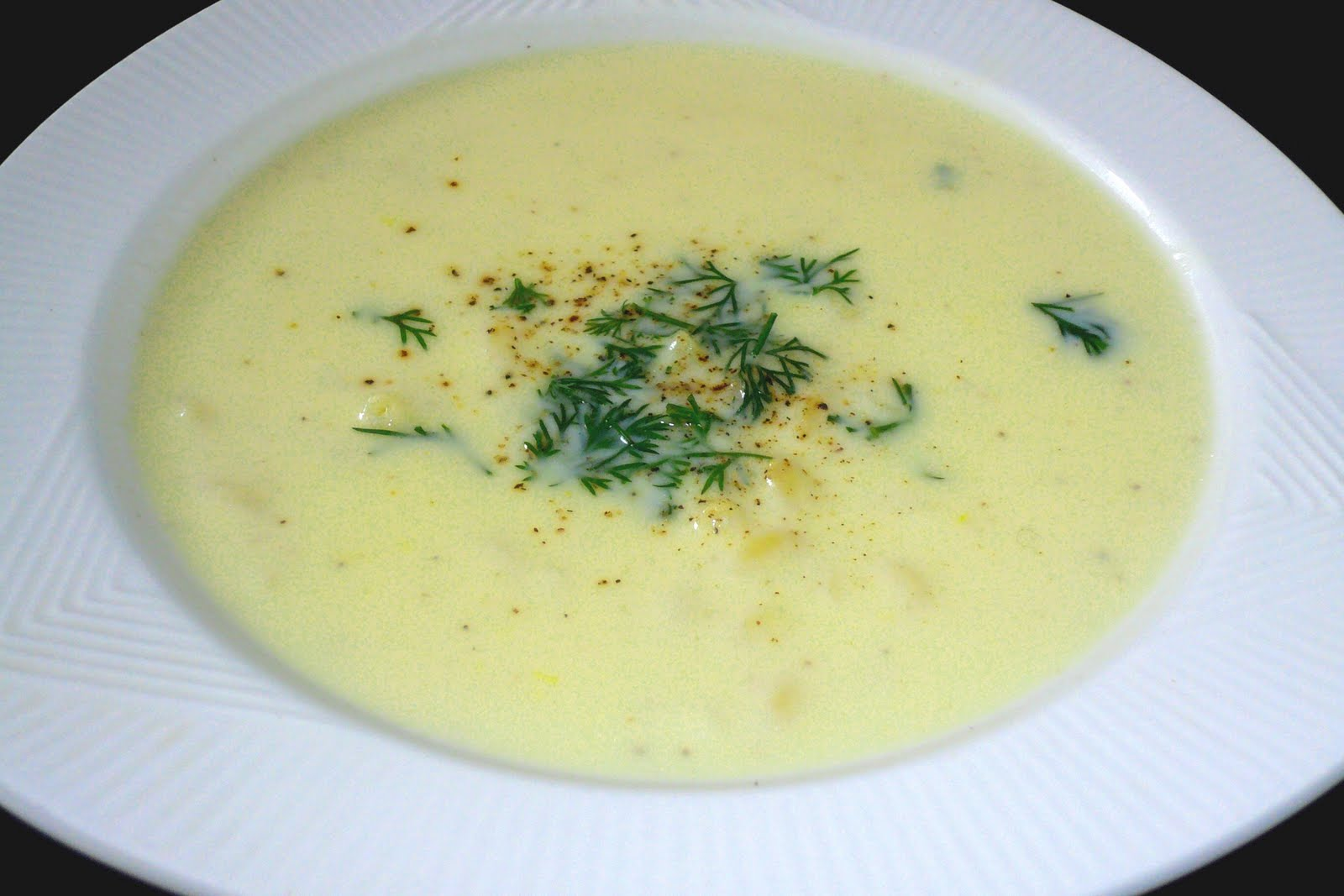 Avgolemono (Greek Lemon And Rice Soup) Recipe — Dishmaps
