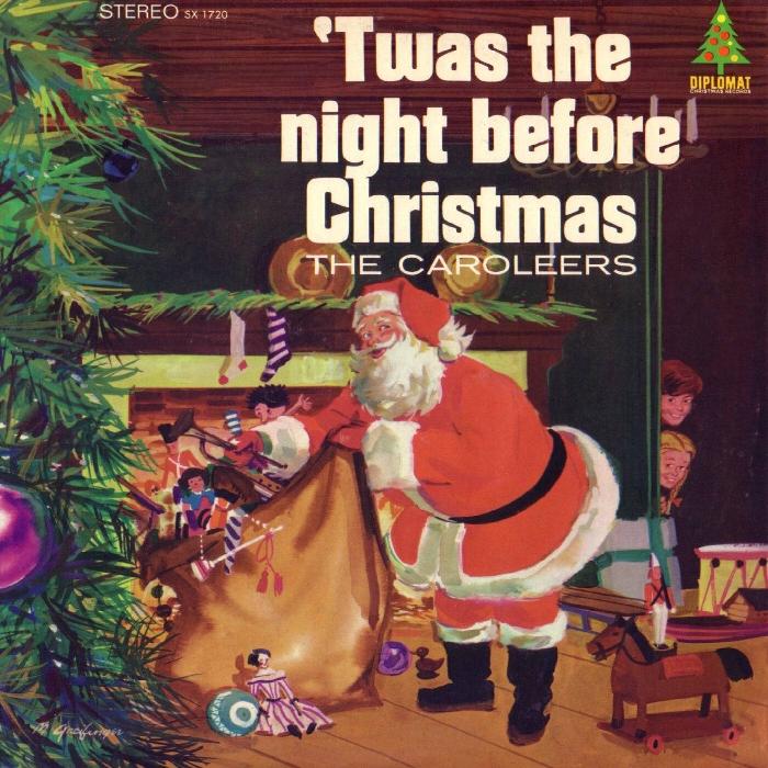 Twas The Night Before Christmas Lyrics | Search Results | Calendar ...