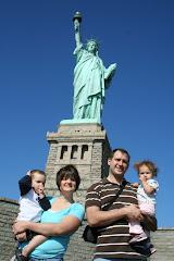 NYC Skousen Family