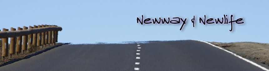 Newway&Newlife Change your mind.