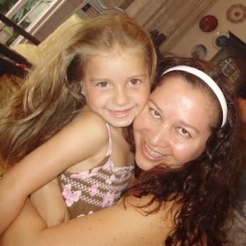 Mi princesa y amiga mas pequeña