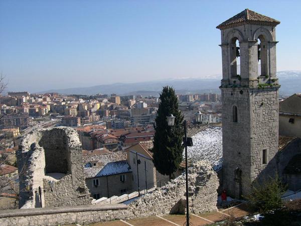 Campobasso Italy  City new picture : Il comune di Campobasso, capoluogo dell'omonima provincia si trova in ...