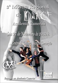 3° Mostra Regional de Dança da Academia Camerini