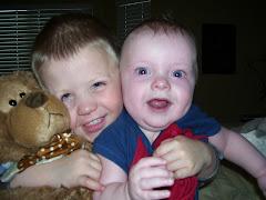 Gavin and Ethan