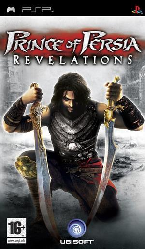 Download Prince Of Persia Revelations Game PSP
