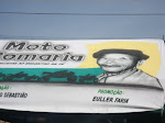MotoRomaria em homenagem ao Pe. Liberio- Maio 2010