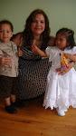 No batizado da Nicolle-2009