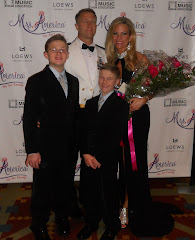 The Richards Family at Mrs. America