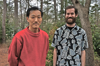 Ken Ono, left, and Zach Kent
