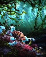 'Tiger Rockfish' - Mark Hobson - www.markhobson.com