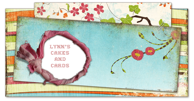 Lynn's cakes and cards
