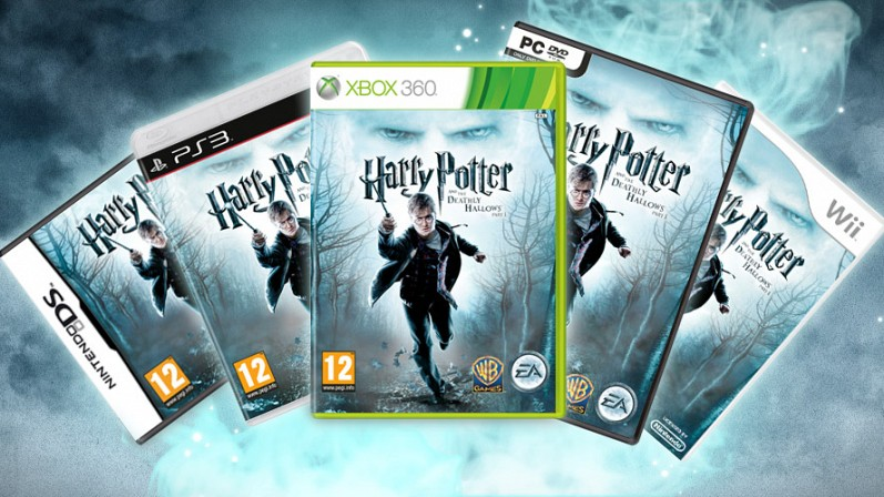 harry potter and the deathly hallows part 2 game. harry potter and the deathly