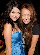 Miley e Selena