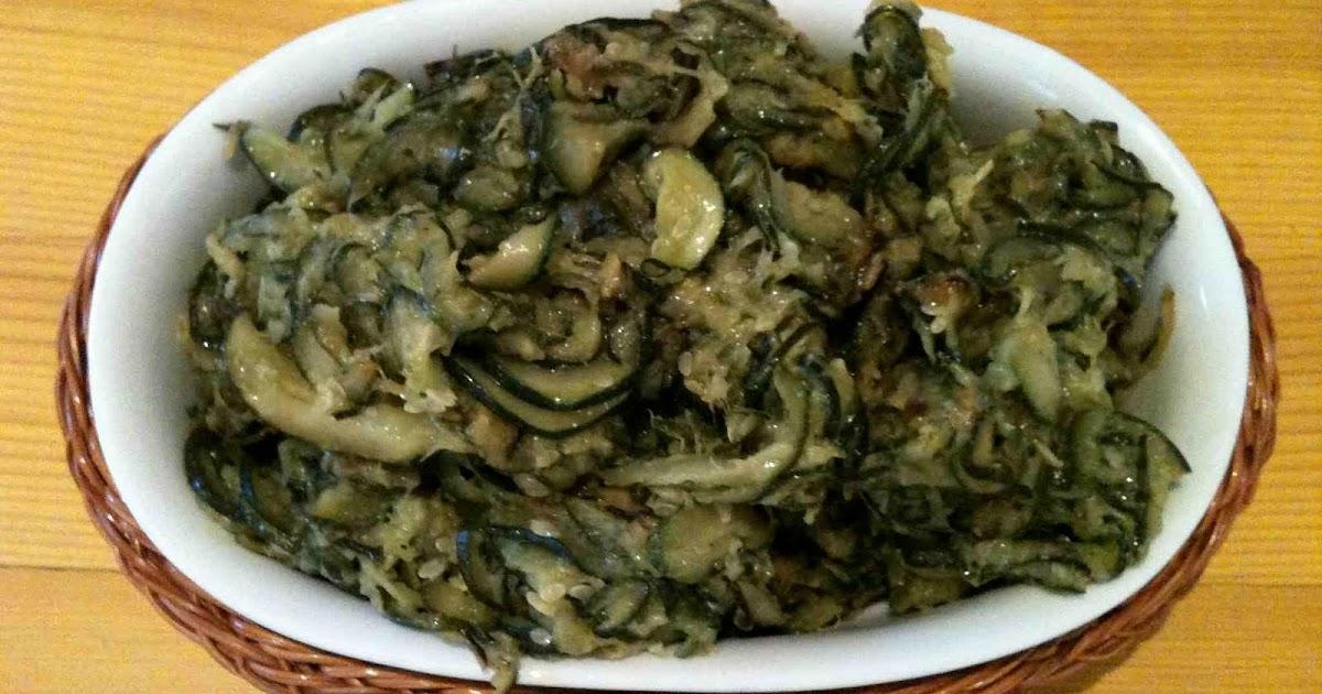 Le ricette di mischimau zucchine in padella for Cucinare zucchine in padella