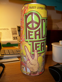 Peace Tea Sweet Lemon Tea