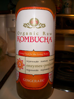 picture of GT Organic Raw Kombucha, Gingerade