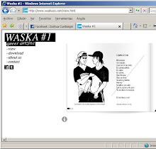 CUMBIAGEI en WASKA artzine - octubre 2010