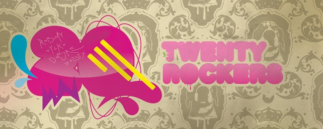 TWENTY ROCKERS