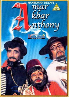 Old Hindi Songs: Amar Akbar Anthony 1977