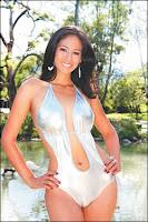 Astrid Vaca - Candidata Miss Tarija 2009, tiene 18 años y mide 1,76 m.