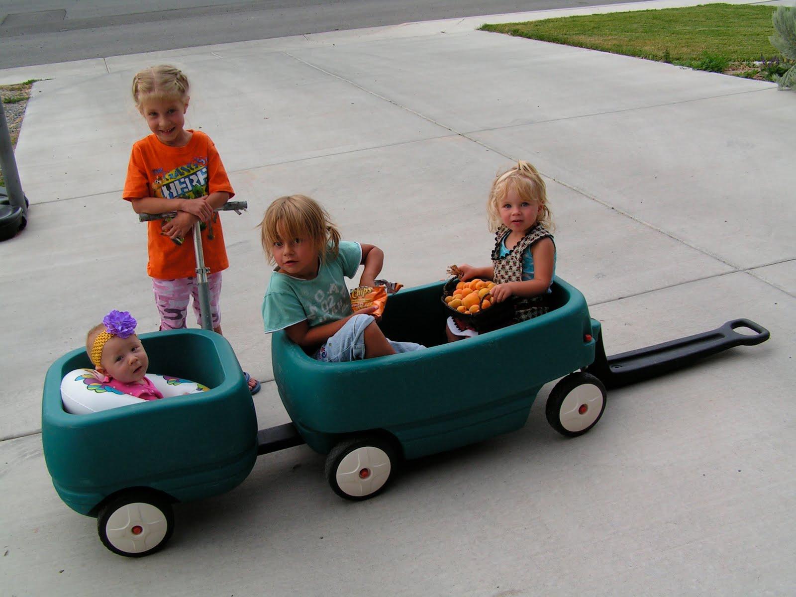 Wagon Baby The Wagon